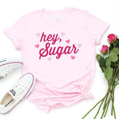 Hey Sugar SVG