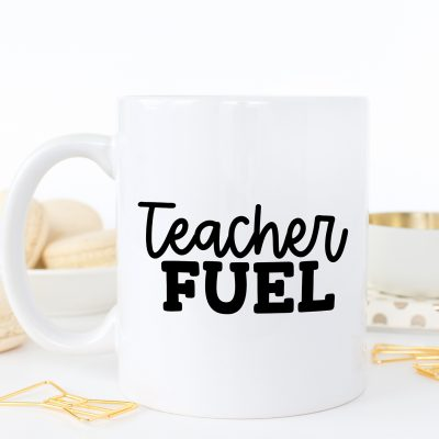 Free SVG for Teacher Coffee Mug