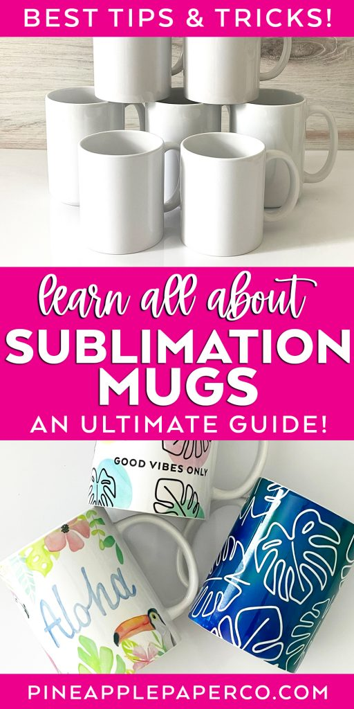 Ultimate Guide to Sublimation Mugs with Blank Mugs and Design Ideas
