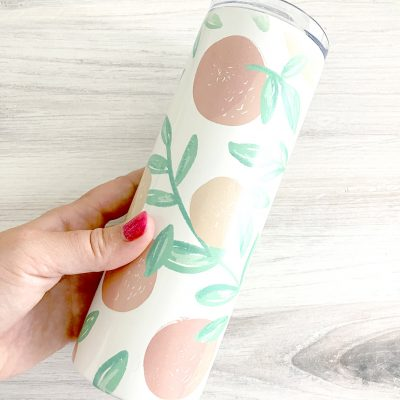 How to Make a Sublimation Tumbler