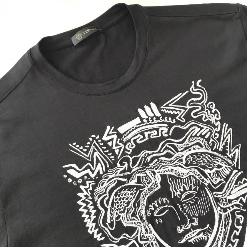 versace, ヴェルサーチェ, ヴェルサーチ, Tシャツ