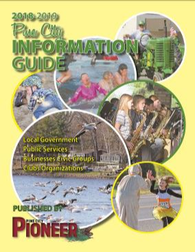 Cover image collage for 2018 Info Guide