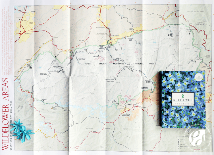 Smokies_wildflowertrails_map