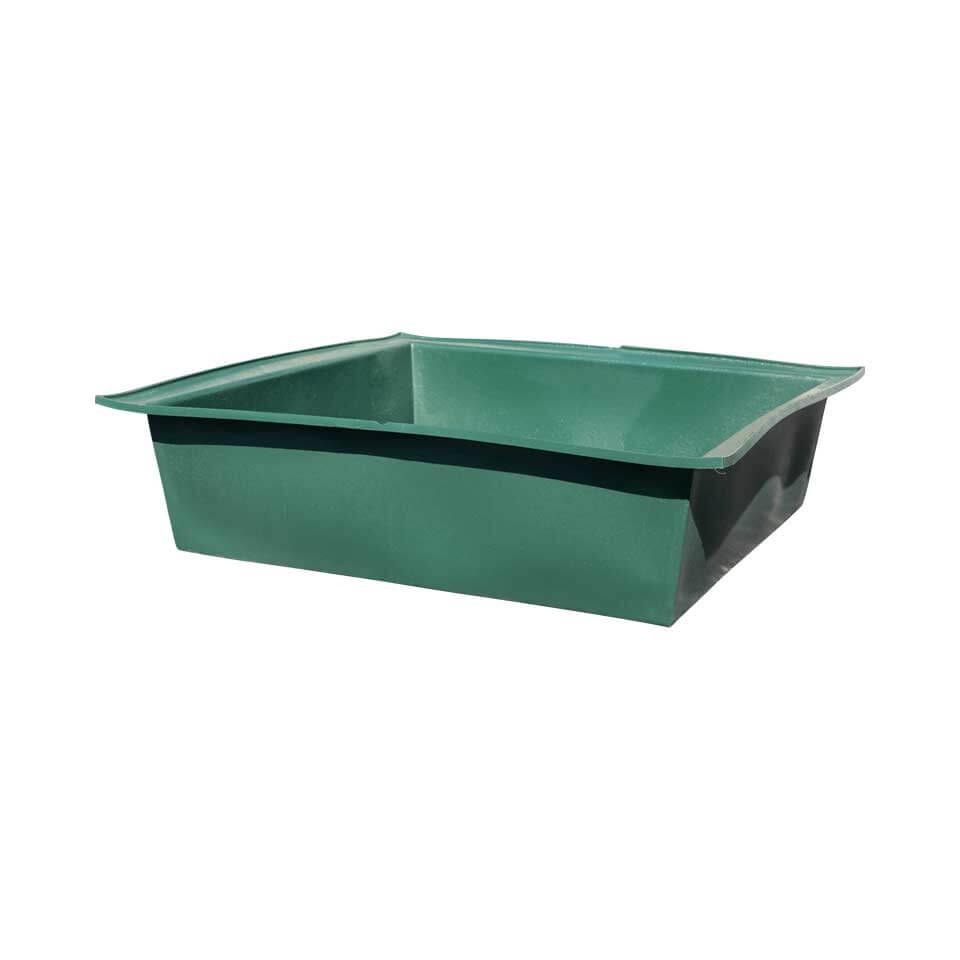 Garden Pond - 680 Litre - Square- Garden Ponds Hobart - Pinecrest Products