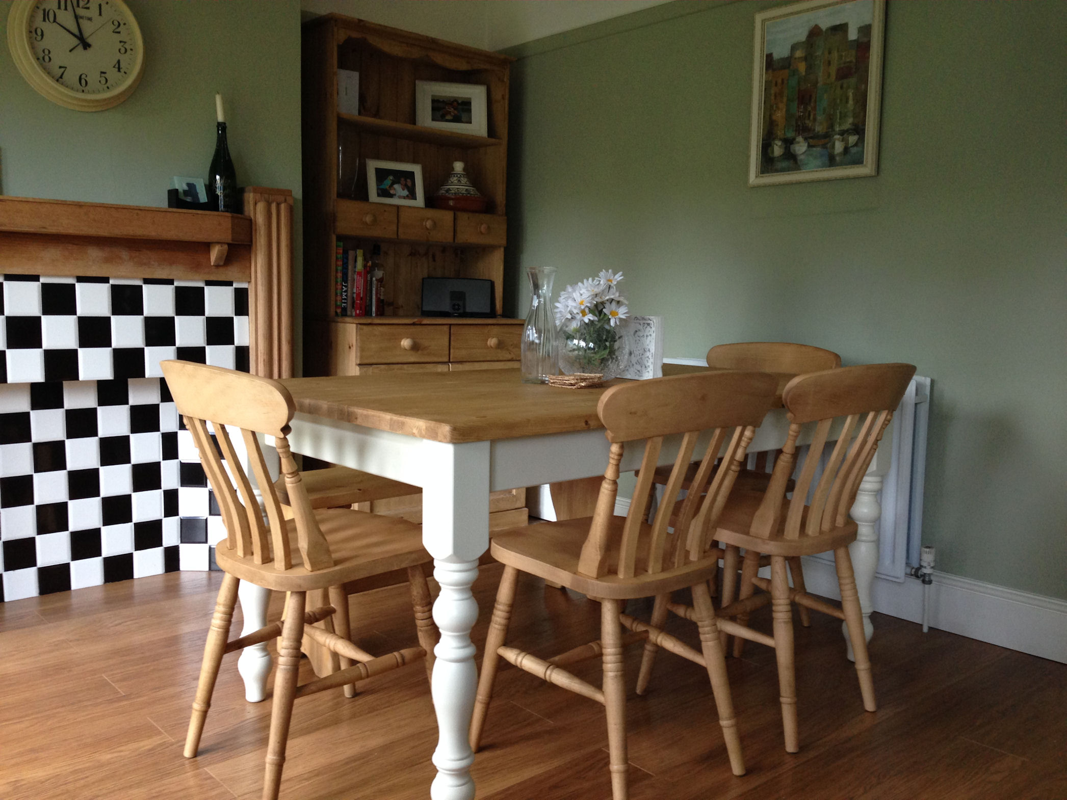 Farmhouse Dining Table And Chairs 301 Moved Permanently