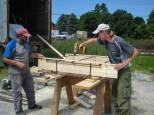 Making footings
