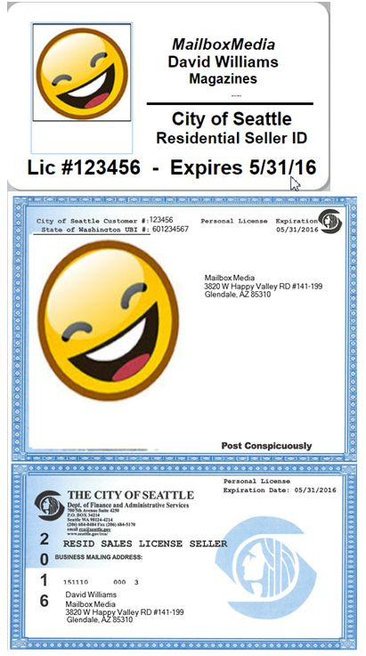Seattle Business License Search : seattle, business, license, search, Seattle, Business, License, FinanceViewer