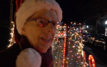 Pine Plains on Parade: The Parade of Lights, 2015