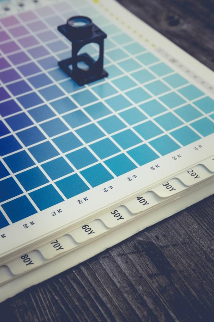 cmyk color management linen tester print office