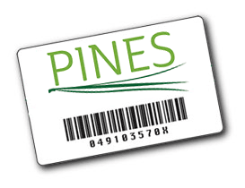 Example PINES card