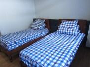 ห้องนอน 2 เตียง