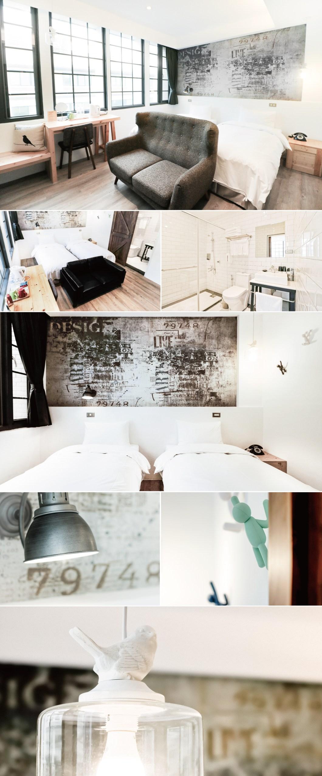 工業風 Room pics-02