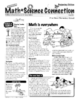 Math Connection May 2016
