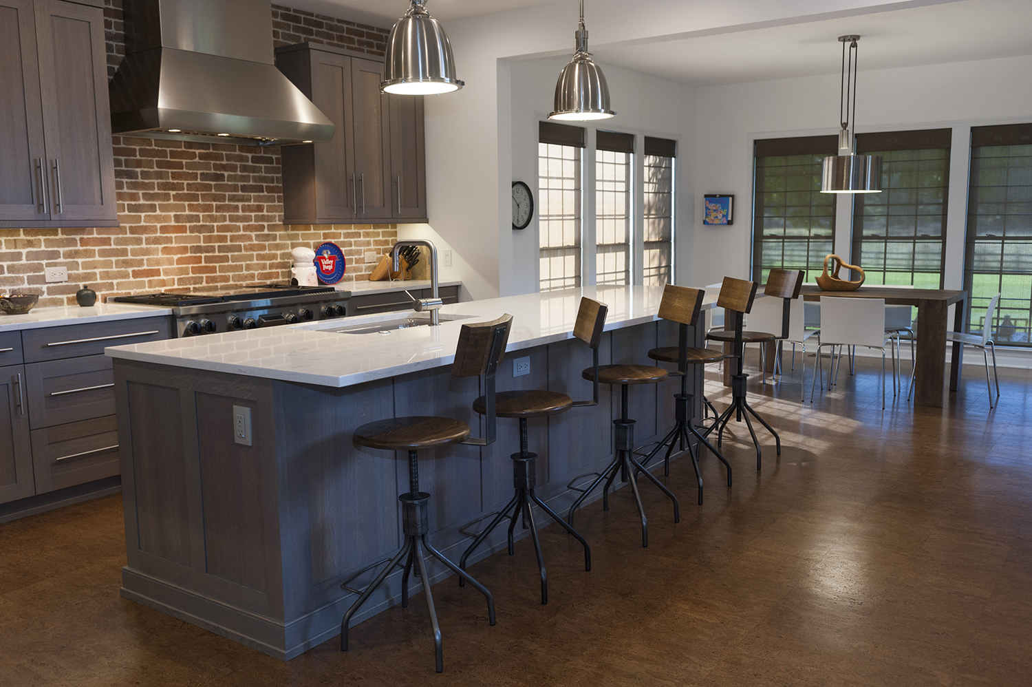 kitchen remodle ceiling fans with bright lights remodeling contractor west chester pa pine street carpenters