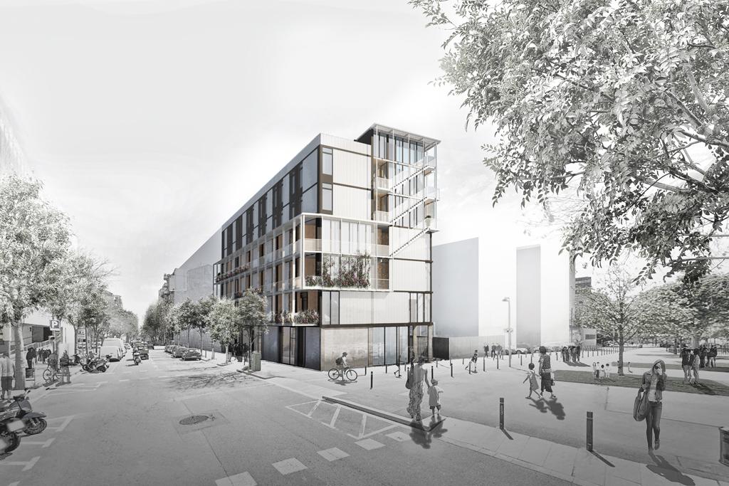 Arquitectura y cooperativas de viviendas