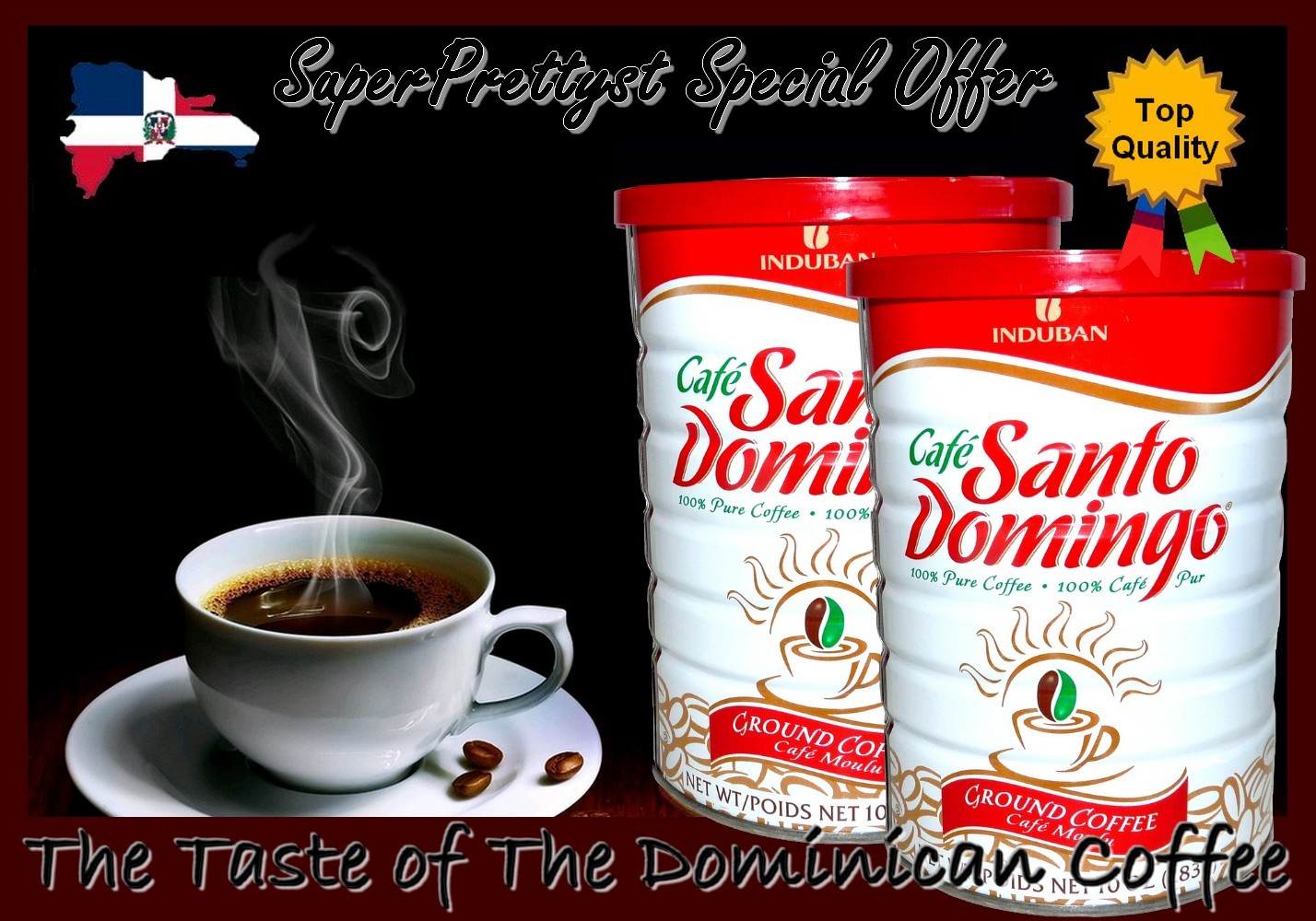 Santo Domingo Florida Coffee