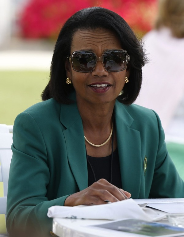 University Alabama Condoleezza Rice