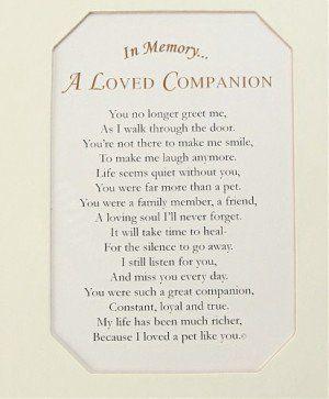 lovedcompanion