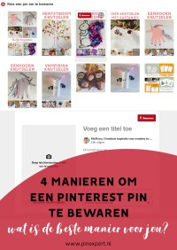 pinterest pin bewaren pinterest