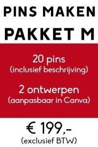 Pinterest dienst pins maken M