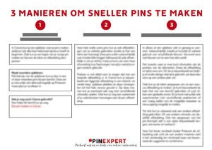 preview pinterest snellere pins