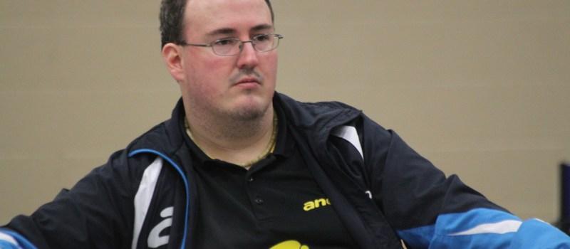 Martin Marcotte, gérant de l'Équipe du Québec