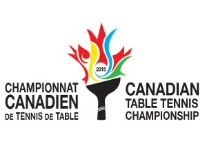 Championnat canadien de tennis de table 2015
