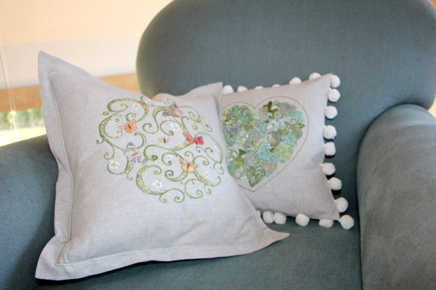 Cushions by Lily