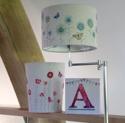 Decorative items handmade by Lily