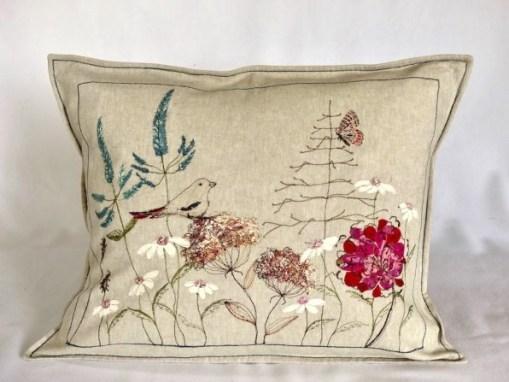 widflower cushion