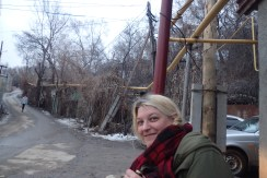 Sub-station Almaty drinking