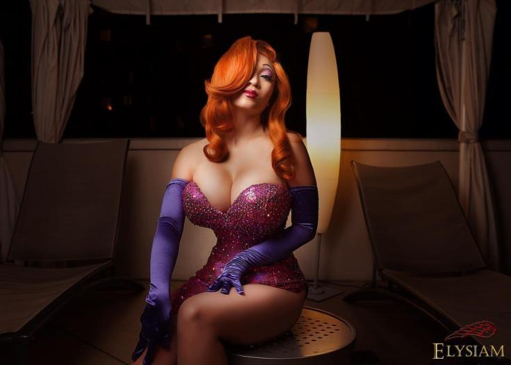 Yaya-Han-as-Jessica-Rabbit