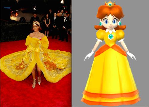 Rihanna vs Mario 06