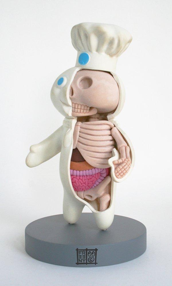 Анатомия мульт-героев