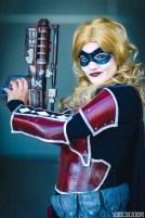 Harley Fett Cosplay 3