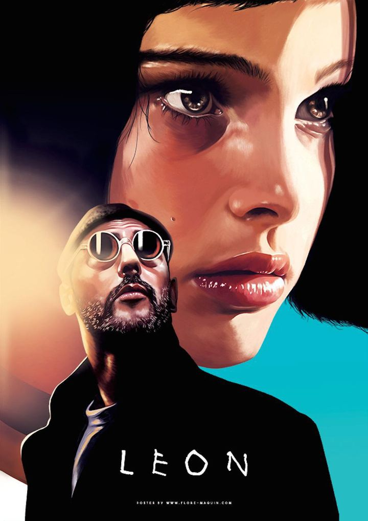 Фан-постеры к культовым фильмам