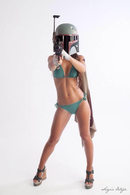 boba fett bikini cosplay9