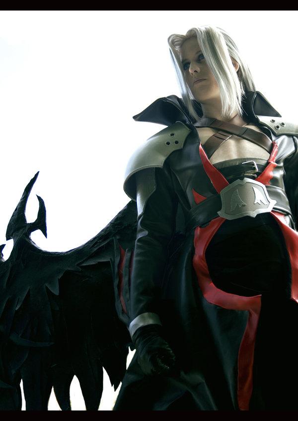 Cosplay _ Final Fantasy – Sephirothtumblr_n6442aau9F1saxnfeo1_1280