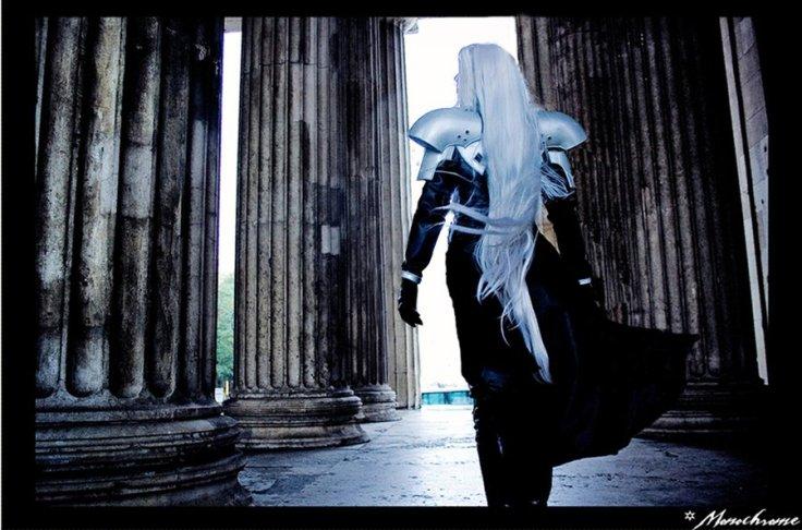 Cosplay _ Final Fantasy – Sephirothtumblr_n6442aau9F1saxnfeo3_1280