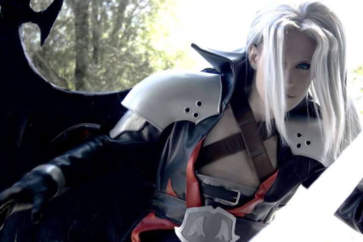 Cosplay _ Final Fantasy – Sephirothtumblr_n6442aau9F1saxnfeo5_1280