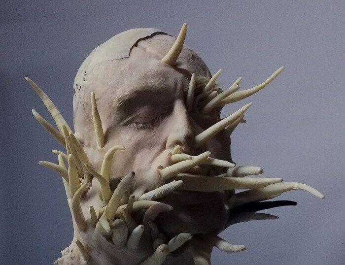 Dégoûtant sculptures de l'artiste de Los Angeles  Sarah Sitkin5