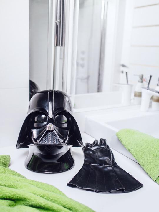 Darth Vader - le train train quotidien du coté obscur 1