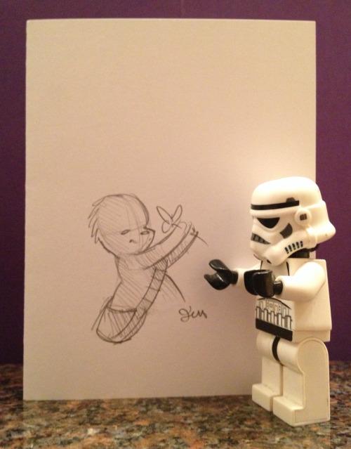 Journal d'un StormTrooper - James Hence 1