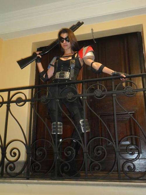 Watchmen sous hormones - The Comedian 1