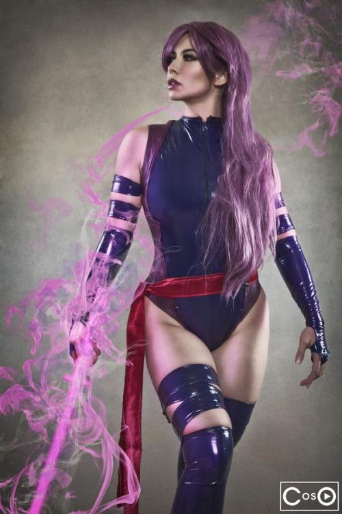 Guerrieres - Psylocke vs Elektra1