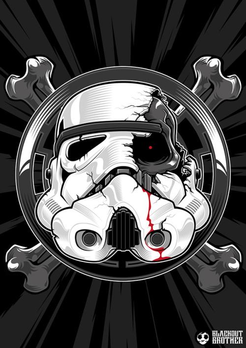 Star Wars - le monde des ombres 01