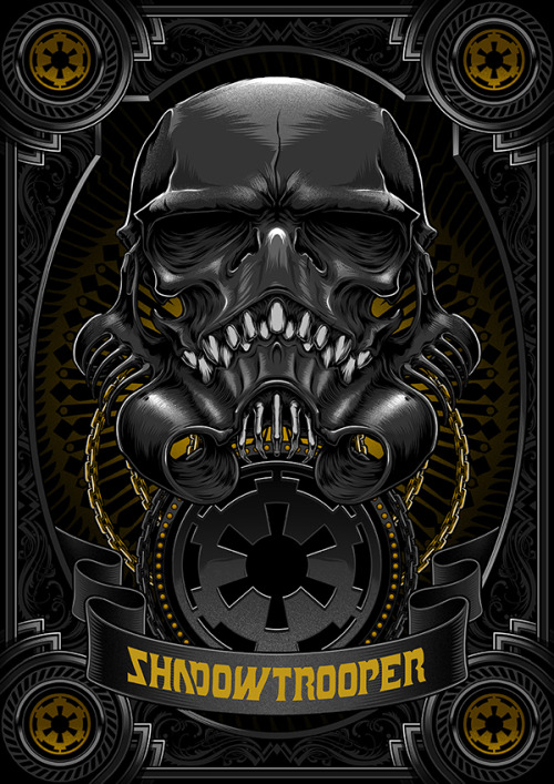 Star Wars - le monde des ombres 07
