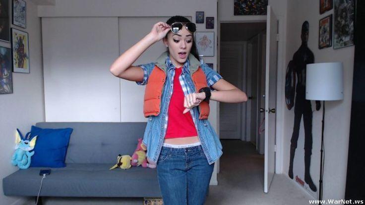 Joanie Brosaz : cosplay à tous les étages