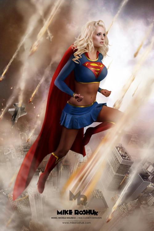 mike roshuk - Heroines Comics en Bodycombing (1)