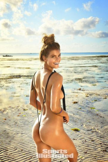 1-3 Nina Agdal Sports Illustrated Swimsuit 2016